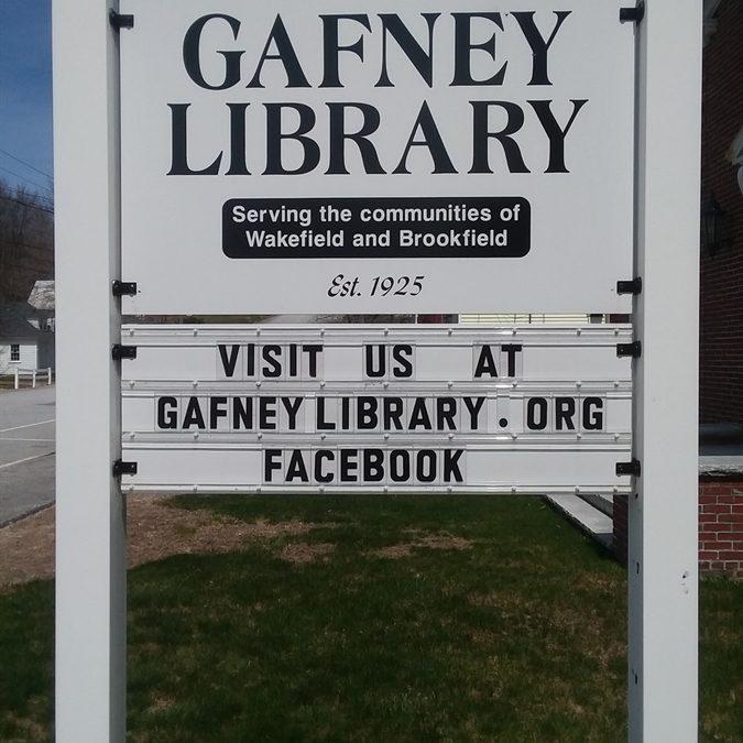 Gafney Library Services