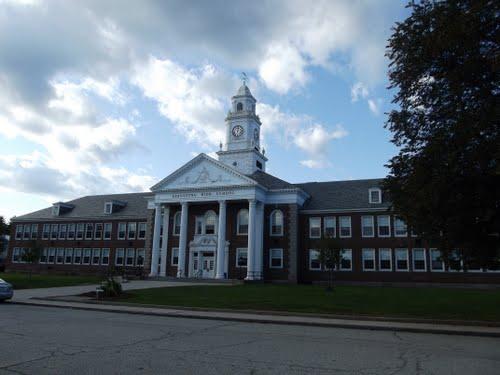 Spaulding School Enrollment